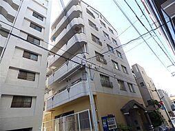 兵庫県神戸市中央区楠町6丁目の賃貸マンションの外観