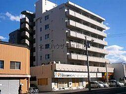 北海道札幌市北区北三十七条西4丁目の賃貸マンションの外観