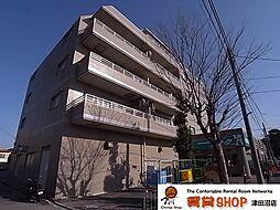 サンシティ津田沼[201号室]の外観