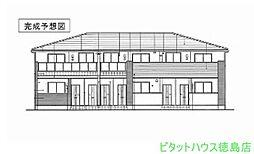 ミニョンさくら[203号室]の外観
