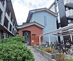 京都府京都市左京区静市市原町の賃貸アパートの外観