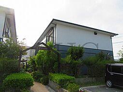 大阪府東大阪市若江南町3丁目の賃貸アパートの外観