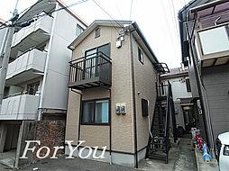 兵庫県神戸市灘区篠原南町5丁目の賃貸アパートの外観