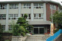 小学校和歌浦小学校まで539m