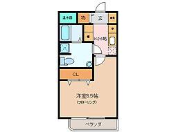 外城田駅 3.7万円