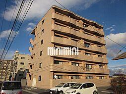 岡山県岡山市南区豊成2の賃貸マンションの外観