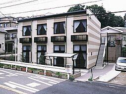 レオパレス保土ヶ谷坂本町[101号室]の外観