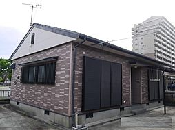 [一戸建] 福岡県久留米市宮ノ陣4丁目 の賃貸【/】の外観