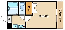 m&f[3階]の間取り