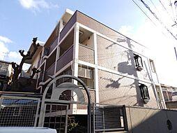 京都府京都市東山区今熊野宝蔵町の賃貸マンションの外観