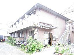 エミネンス三愛[2階]の外観