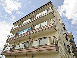 津田NSマンション[2階]の外観