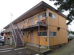 コーポ山田 A棟[2号室]の外観