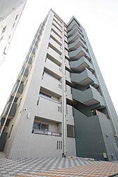 愛知県名古屋市守山区西新の賃貸マンションの外観