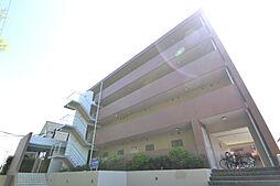 レジデンス田中[302号室]の外観