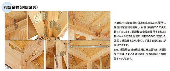 木造住宅の接合...
