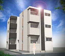 愛知県名古屋市北区下飯田町3丁目の賃貸アパートの外観