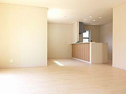 平群町椣原 一戸建て 4号棟 4LDKの居間