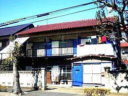 埼玉県川口市西青木2丁目の賃貸アパートの外観