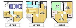 岸里駅 2,080万円
