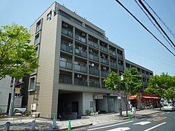 大阪府大阪狭山市狭山1丁目の賃貸マンションの外観