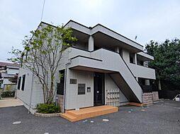 千葉県習志野市藤崎1の賃貸アパートの外観