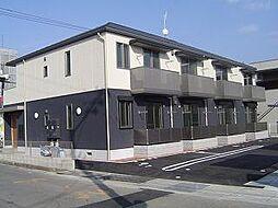 クレセントハイム A棟[2階]の外観