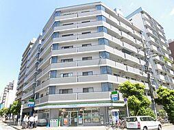 ベルフィード新大阪[6階]の外観
