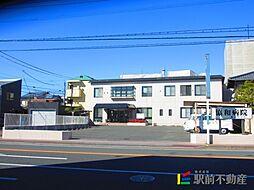 スカイマンション日吉[3階]の外観