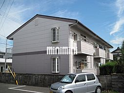 ニューシティ塚原[2階]の外観