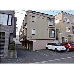 北海道札幌市豊平区美園二条5丁目の賃貸アパートの外観