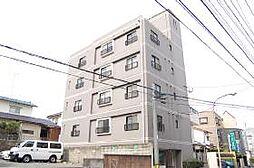 福岡県福岡市南区皿山4丁目の賃貸マンションの外観
