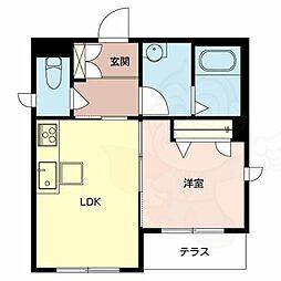 浅香山駅 6.3万円
