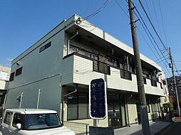 フローラコヤナギ[203号室]の外観