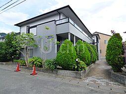 京都府京都市伏見区醍醐和泉町の賃貸アパートの外観