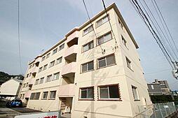 広島県広島市安佐南区安東1丁目の賃貸マンションの外観