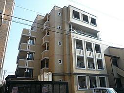 ウィステリアコート[4階]の外観
