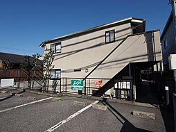大阪府堺市美原区北余部の賃貸アパートの外観