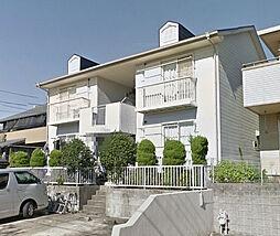 愛知県名古屋市緑区徳重1丁目の賃貸アパートの外観