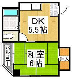 花小金井駅 4.0万円