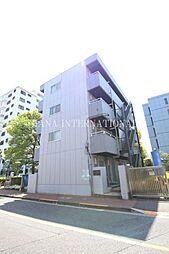 東京都江戸川区西葛西5丁目の賃貸アパートの外観