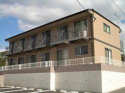 アムールKANKI[2階]の外観