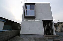[一戸建] 岡山県岡山市中区今在家 の賃貸【岡山県 / 岡山市中区】の外観