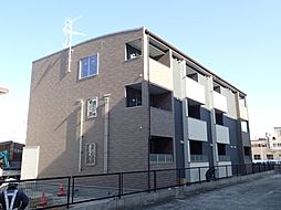 大阪府堺市西区浜寺石津町東1丁の賃貸アパートの外観