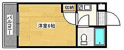 メゾン美也パートIII[2階]の間取り