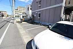 岡山県岡山市北区今1丁目の賃貸アパートの外観