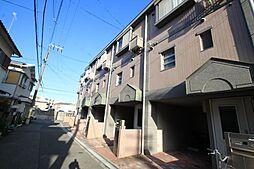 [タウンハウス] 大阪府豊中市熊野町2丁目 の賃貸【/】の外観