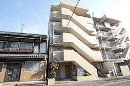 第2パークサイドマンション[5階]の外観