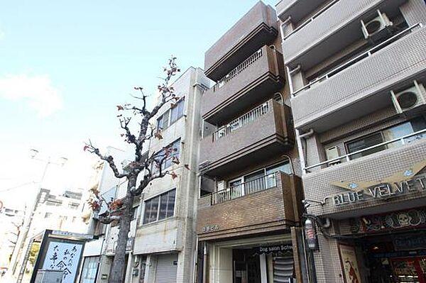 中野ビル(千田町) 4階の賃貸【広島県 / 広島市中区】