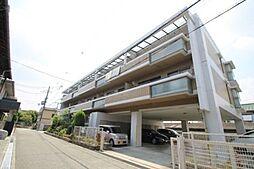 大阪府豊中市服部寿町3丁目の賃貸マンションの外観